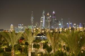 Dubai, the thriving city