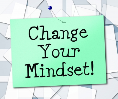 Change to a growth mindset