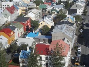 Downtown Reykavik